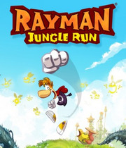 Rayman Jungle Run Boxart