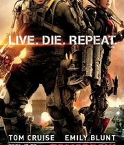 Edge of Tomorrow (2014) Boxart
