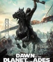 Dawn of the Planet of the Apes (2014) Boxart