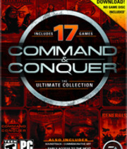 Command & Conquer The Ultimate Collection Boxart
