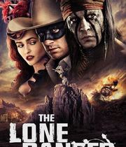 The Lone Ranger (2013) Boxart