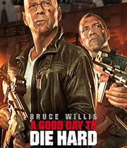 A Good Day to Die Hard (2013) Boxart