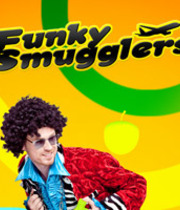 Funky Smugglers Boxart