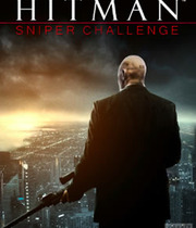 Hitman: Sniper Challenge Boxart