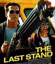 The Last Stand (2013) Boxart