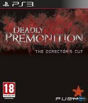 Deadly Premonition: The Director's Cut Boxart