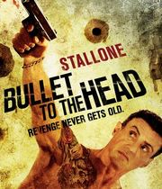 Bullet to the Head (2013) Boxart