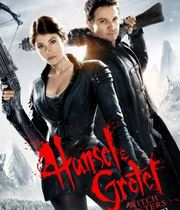 Hansel and Gretel: Witch Hunters (2013) Boxart