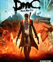 DMC - Devil May Cry Boxart