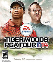Tiger Woods PGA TOUR 14 Boxart