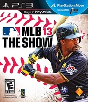 MLB 13 The Show Boxart