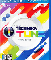 DJ Max Technika Tune Boxart