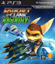 Ratchet &amp; Clank: Full Frontal Assault Boxart