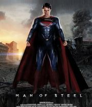 Man of Steel (2013) Boxart