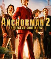 Anchorman 2 (2013) Boxart