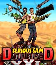 Serious Sam Double D XXL Boxart