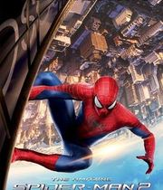 The Amazing Spider-Man 2 (2014) Boxart