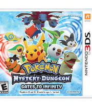 Pokmon Mystery Dungeon: Gates to Infinity Boxart