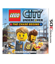 LEGO City Undercover: The Chase Begins Boxart