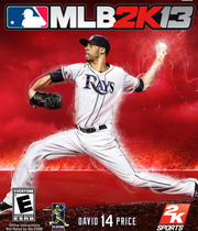 MLB 2K13 Boxart