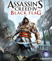 Assassin's Creed 4: Black Flag Boxart