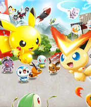 Pokmon Scramble U Boxart