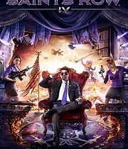 Saints Row 4 Boxart