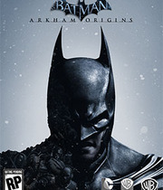 Batman: Arkham Origins Boxart