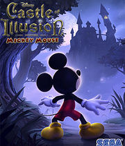 Castle of Illusion Starring Mickey Mouse Boxart