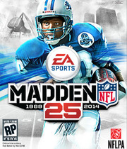 Madden NFL 25 Boxart