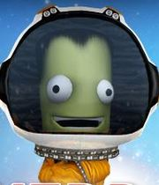 Kerbal Space Program Boxart