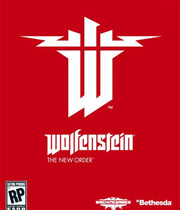 Wolfenstein: The New Order Boxart
