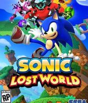 Sonic: Lost World Boxart