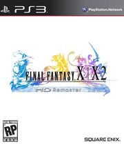 Final Fantasy X & X-2 Remaster Boxart