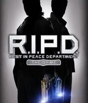 R.I.P.D. The Video Game Boxart