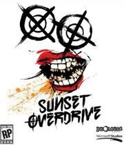 Sunset Overdrive Boxart