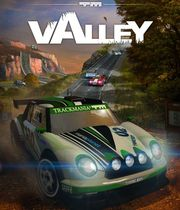 Trackmania 2 Valley Boxart