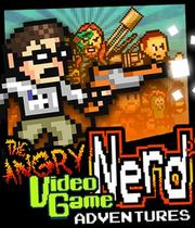 Angry Video Game Nerd Adventures Boxart