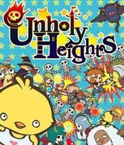 Unholy Heights Boxart