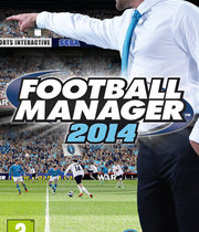 Football Manager 2014 Boxart