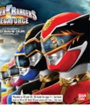 Power Rangers Megaforce Boxart
