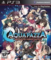 Aquapazza: Aquaplus Dream Match Boxart