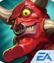Dungeon Keeper (EA) Boxart