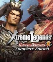 Dynasty Warriors 8 Xtreme Legends Complete Edition Boxart