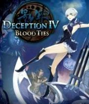 Deception IV: Blood Ties Boxart