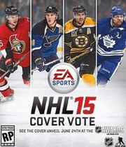 NHL 15 Boxart