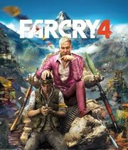 Far Cry 4 Boxart