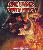 One Finger Death Punch Boxart