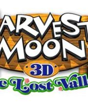 Harvest Moon: The Lost Valley Boxart