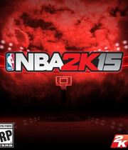 NBA 2K15 Boxart